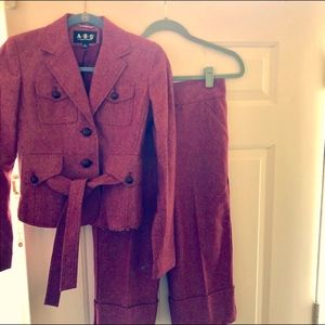 2Pc Suit by A.B.S  All Offers Welcome